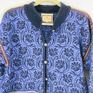 Dale of Norway Sweaters - Dale of Norway cardigan size L